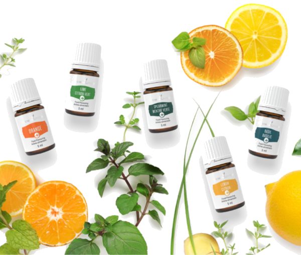Young Living Essential Oils | Food Flavouring
